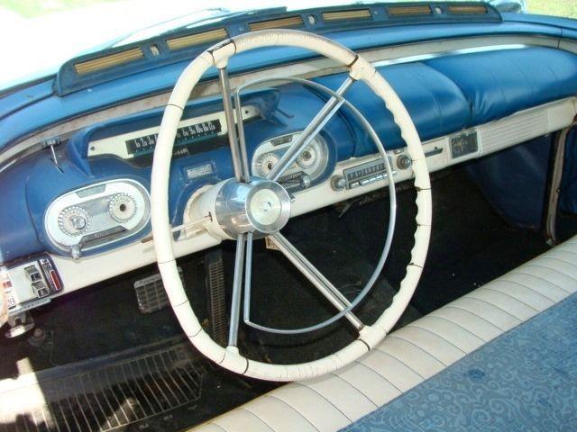 1957 Mercury Montclair 2 Door Hardtop Factory Air Car No