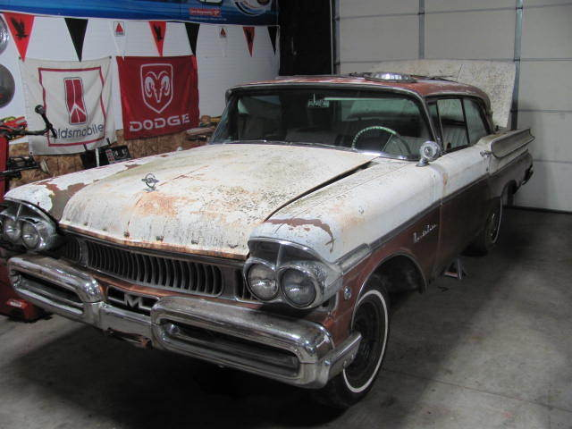 1957 Mercury Other