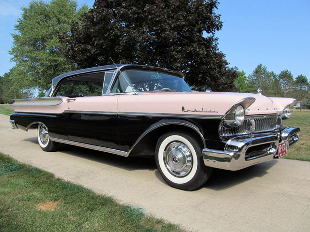 1957 Mercury Other Montclair