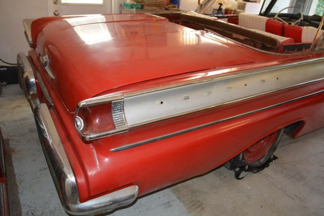 1957 mercury monterey convertible for restoration 13 1957 mercury monterey convertible for restoration for sale photos 1954 Mercury Monterey at n-0.co