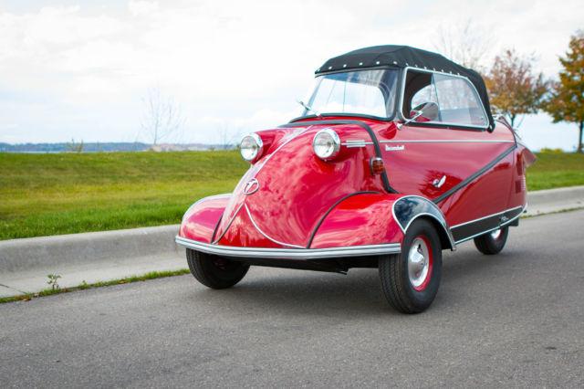 1957 Messerschmitt Kr200 Cabriolet For Sale Photos