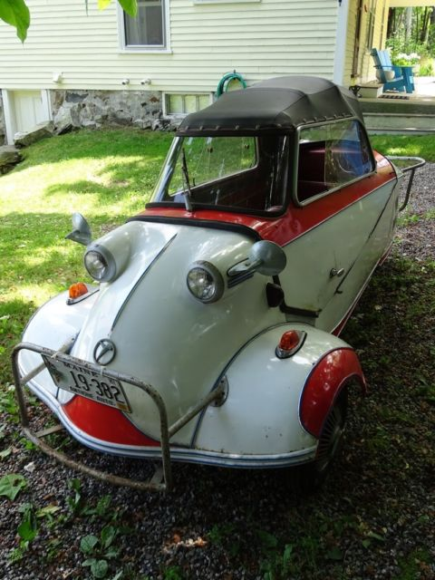 1957 Other Makes Messerschmitt  KR200