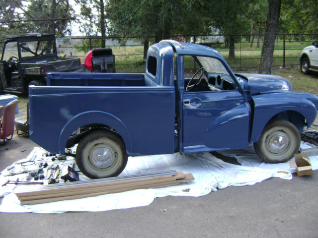 1957 Other Makes Morris Minor Pickup
