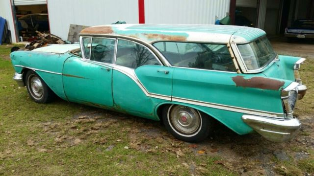 1957 olds hardtop fiesta Buick Chevy super 88 wagon for sale: photos