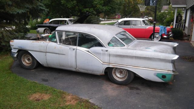 1957 Oldsmobile Ninety-Eight