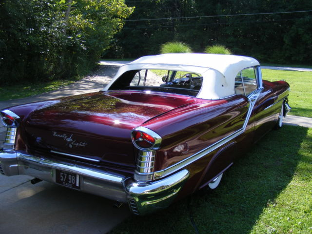 1957 Oldsmobile 98 Convertible for sale: photos, technical ...