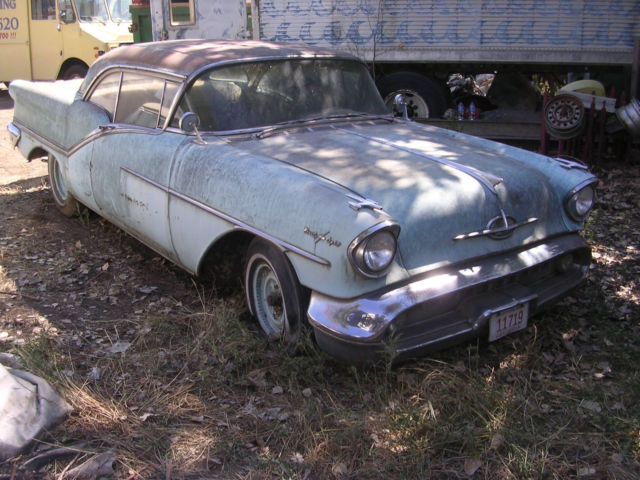 1957 Oldsmobile Ninety-Eight 98