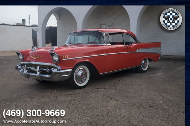 1957 Chevrolet Bel Air 469-300-9669