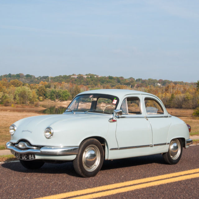 1957 Other Makes G80 Panhard Dyna Z