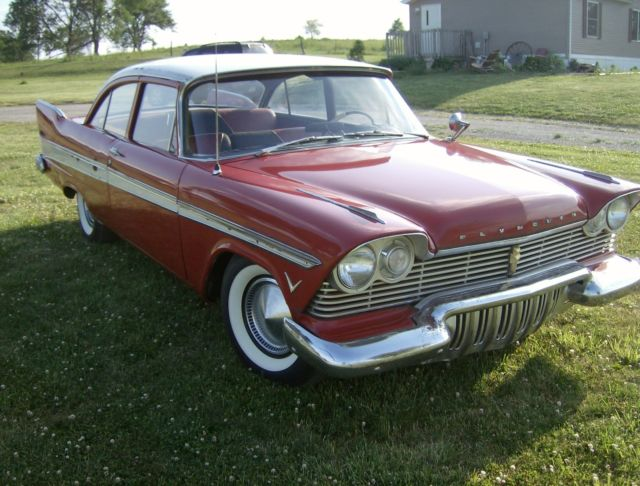 1957 Plymouth Other Belvedere
