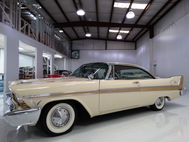 1957 Plymouth Fury Limited Production Model! Beautiful Restoration!