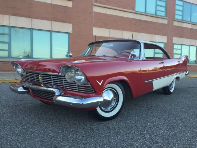 1957 Plymouth Savoy