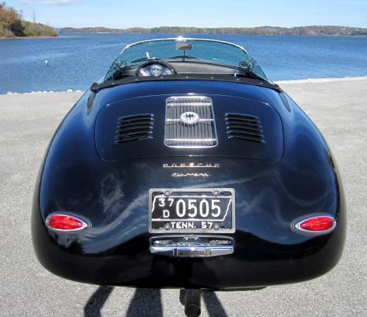 1957 Porsche 356 Carrera Speedster Replica For Sale