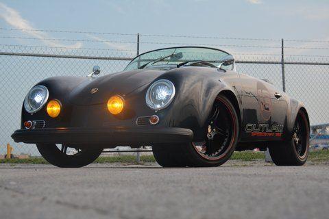 1957 Porsche 356 Replica Outlaw Speedster 356 Wide Body For Sale Photos Technical