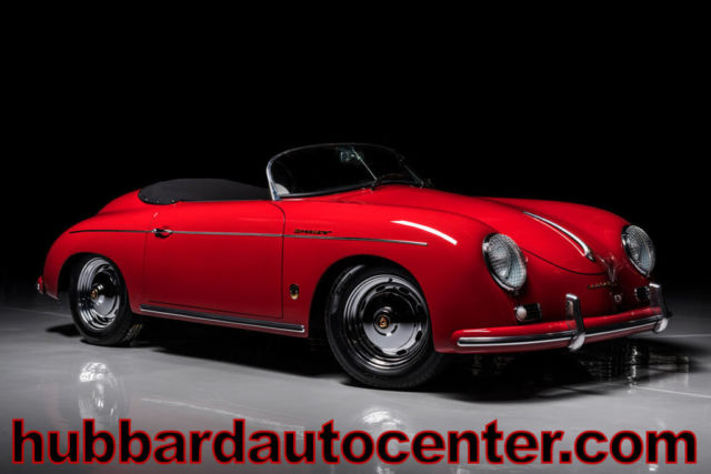 1957 Porsche 356 All of our Speedsters are new and highest quality