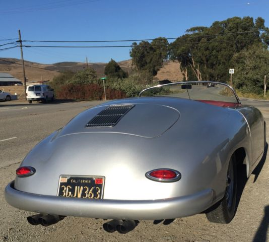 1957 Porsche Speedster 356 Intermeccanica Replica For Sale