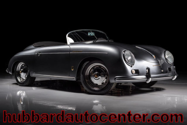 1957 Porsche 356 All of our Speedster are brand new and highest qu