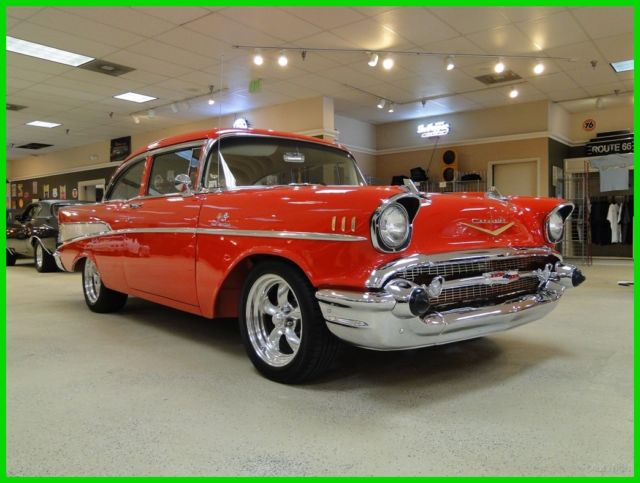 1957 Chevrolet Bel Air/150/210 Pro Touring