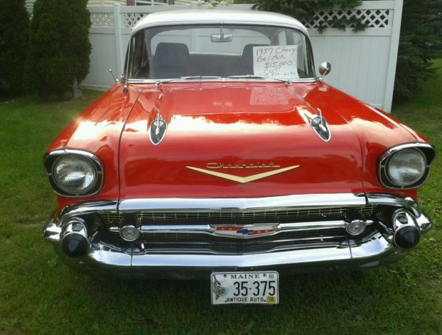 1957 Chevrolet Bel Air/150/210