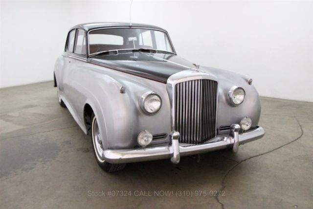 1957 Bentley S1 Right Hand Drive