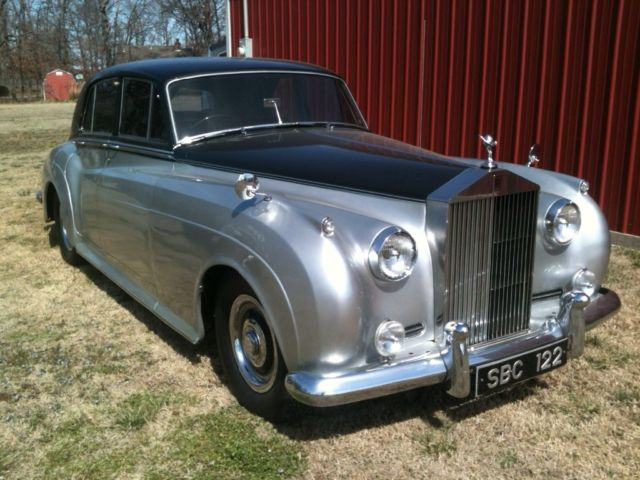 1957 Rolls-Royce Silver cloud 1