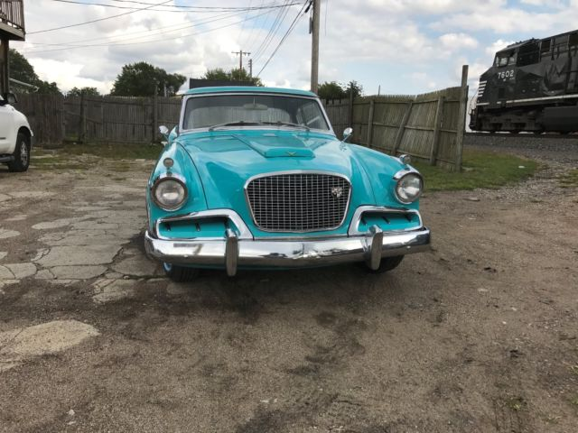 1957 Studebaker golden hawk 2 door hardtop
