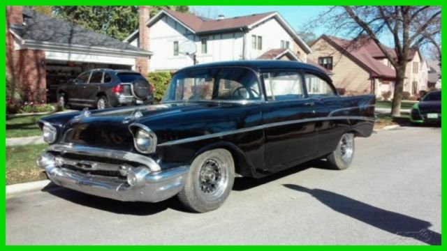 1957 Chevrolet Bel Air/150/210 STYLE 2 POST-RUNNING PROJECT