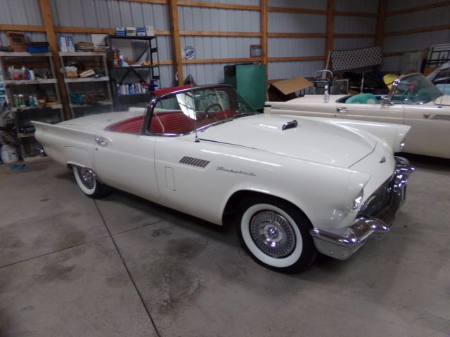 1957 Thunderbird Convertible