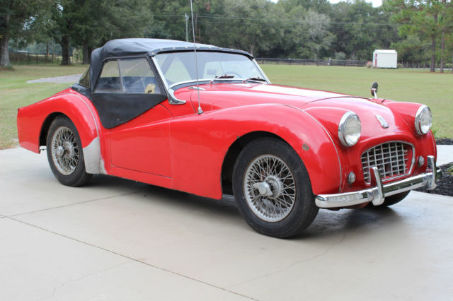 1957 Triumph Other Roadster