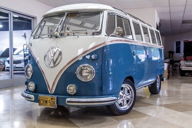 1957 Volkswagen Bus/Vanagon 23 Window