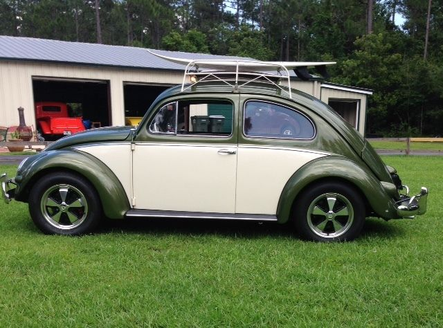 1957 Volkswagen Other OVAL