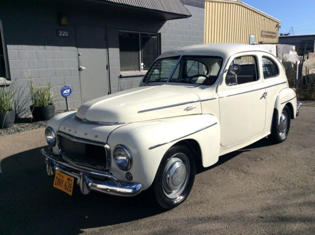 1957 volvo pv 444 california for sale photos technical rh topclassiccarsforsale com