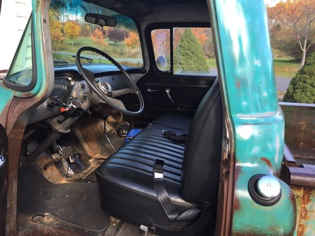 Acura Of Milford >> 1957/58 chevy apache pickup for sale: photos, technical specifications, description