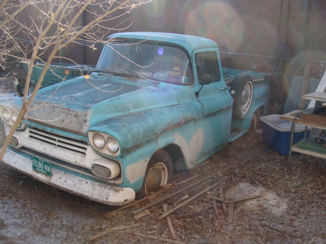1958 Chevrolet Other Pickups Apache 32