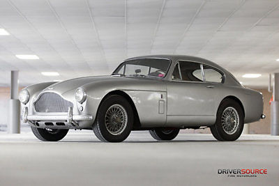 1958 Aston Martin Other MKIII Sports Saloon