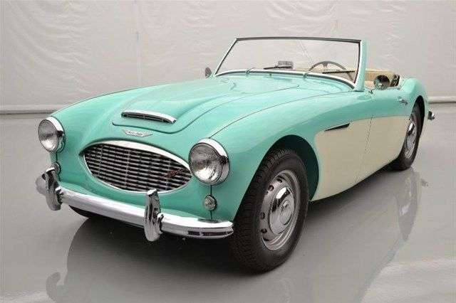1958 Austin Healey Other 100-6 Big Brake