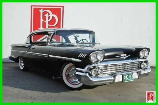 1958 Chevrolet Bel Air/150/210 Sport Coupe