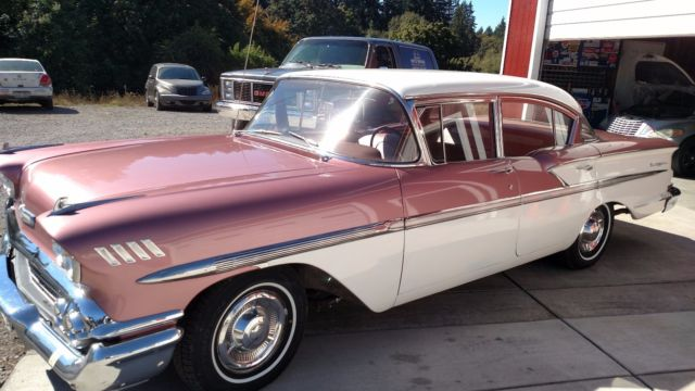1958 Chevrolet Bel Air/150/210 Belair