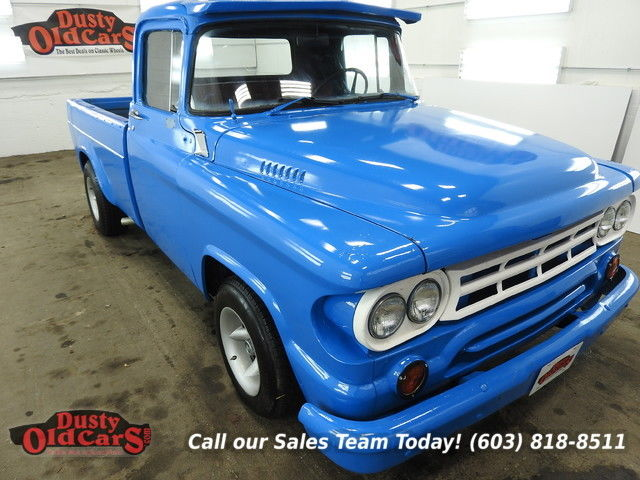 1958 Dodge Other Pickups Runs Drives Body Inter VGood 315V8 4spd