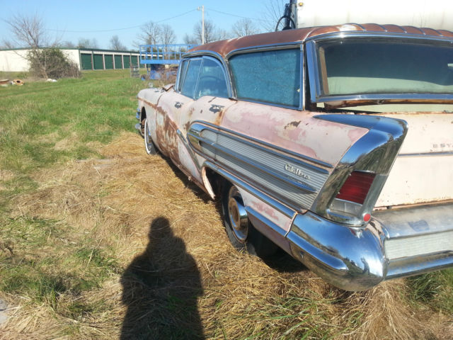 1958 Buick Caballero Hardtop Wagon For Sale Photos