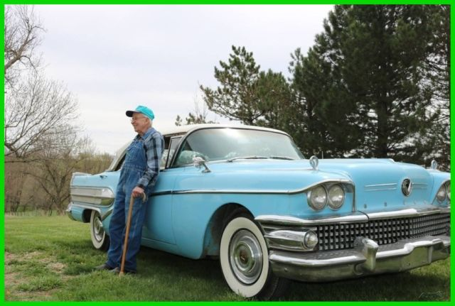 1958 Buick Special All Original, Daily Driver w/ Patina