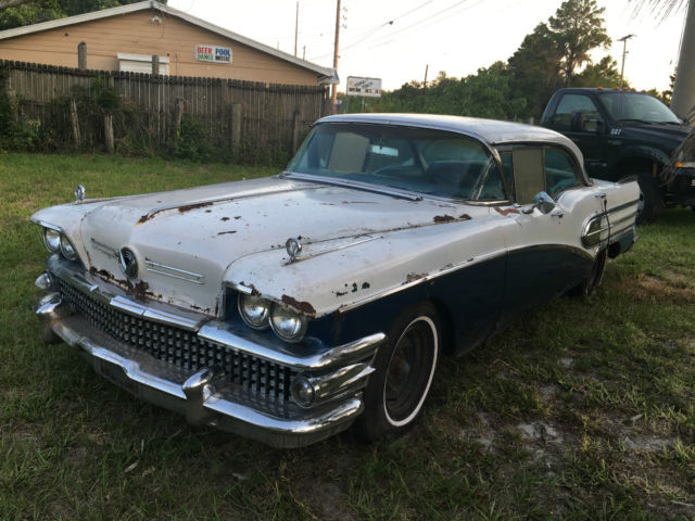 1958 Buick BUICK SPECIAL