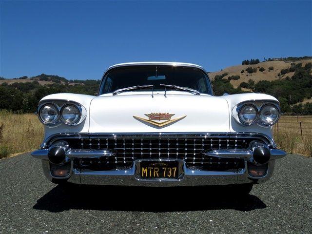 1958 Cadillac Series 75 Fleetwood 9-Pass Limo Playboy Club ...