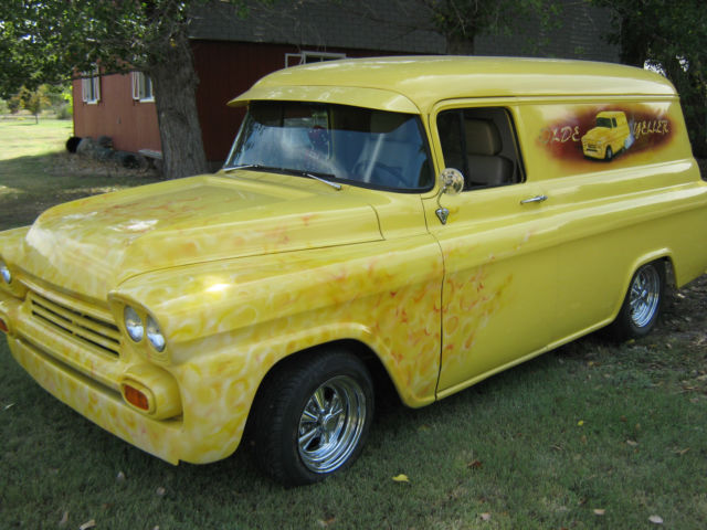 1958 Chevrolet Other Pickups