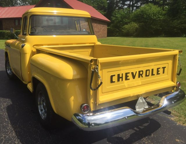 1958 Chevrolet Series 3100 1/2 Ton Values | Hagerty Valuation Tool