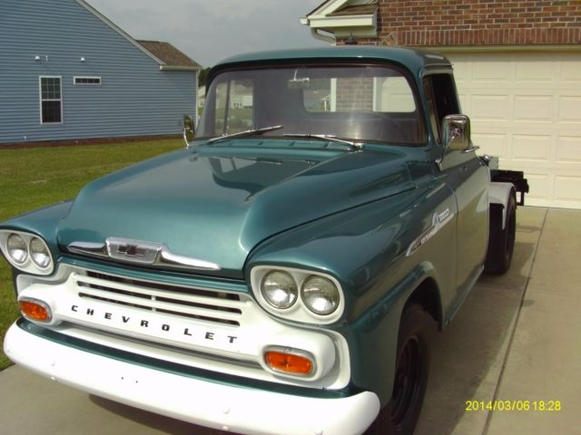 1958 Chevrolet Other Apache 3600