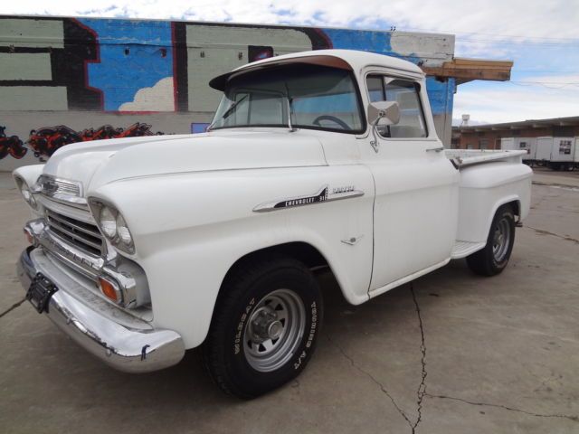 1958 Chevrolet Other Pickups Big Window Apache