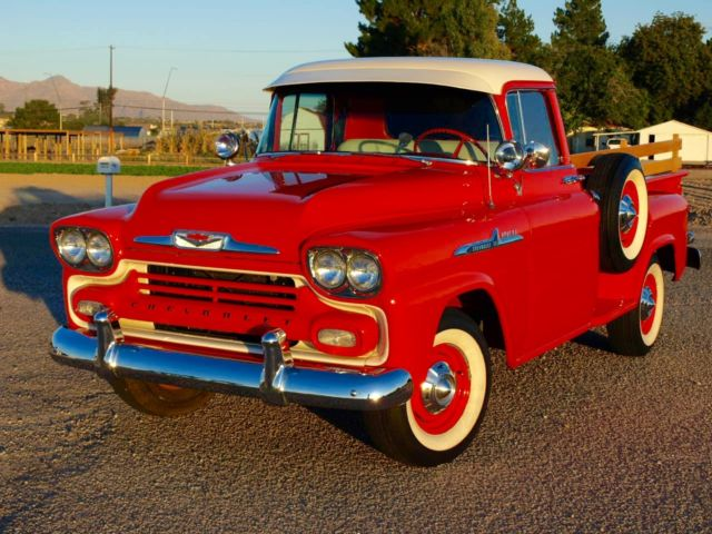 1958 Chevrolet Other Pickups 3200 Standard Cab Pickup 2-Door