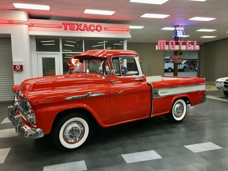 1958 Chevrolet Other Pickups Cameo