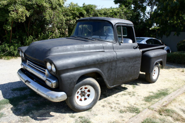 1958 Chevrolet Other Pickups DeLuxe